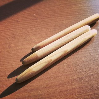 Moment Wooden -TalkWood - Not just Rod Series - Grinding Stick (Taiwan Cypress) / (Pressing)