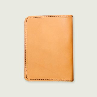 Dreamstation leather Pao Institute, the European vegetable tanned leather handmade leather passport holder, passport book, handmade leather! Clearing price