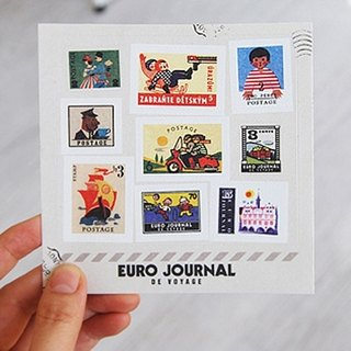 7321 Design-stamp sticker set V2-europe v1,7321-69933