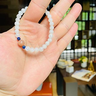 "Suddenly ""bracelet series"" Moonstone - love"