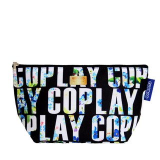 COPLAY  cosmetic bag-brand flowers