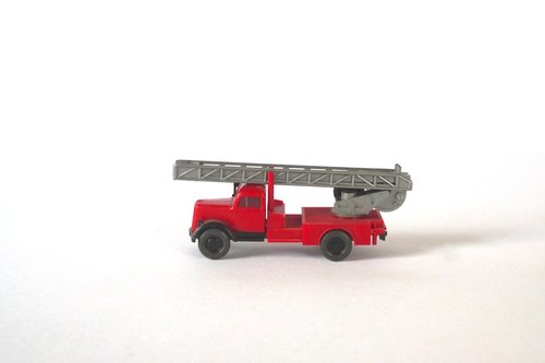 Wiking Model Fire Engine
