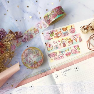 Happy Together Washi Tape