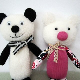 ★ ★ Sweet Valentine Bear doll would be with you