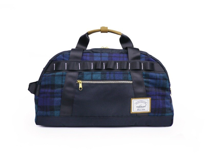 Matchwood Wood Design Matchwood Boston Bag Travel Bag Tote Bag Duffle Bags (Limited style)