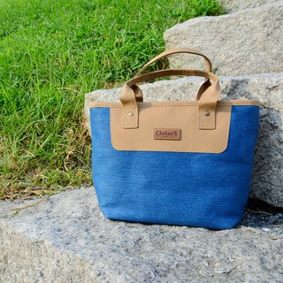 Small Tote │Small Tote│ Natural Water Repellent │ Paper Fiber