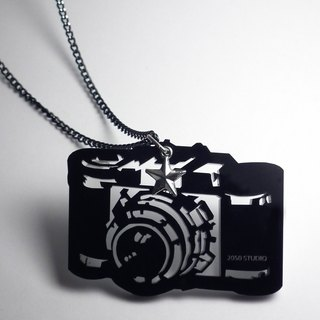 Lectra duck ▲ ▲ monocular camera necklace / keychain
