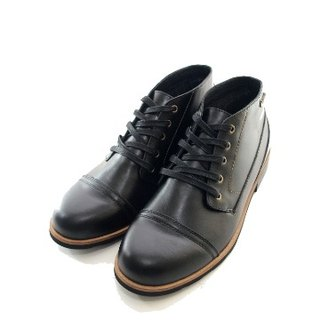 [Dogyball] Limited classic trend will be light Chaka leather cowhide boots