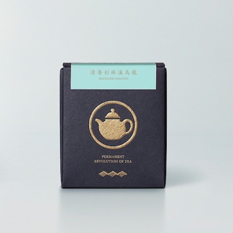 Jingshengyu - Fragrance Series - Fragrance Forest Linxi Oolong 50g Light Box