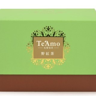 [Stores] Te'Amo black tea bags Box - wild tea (20 in)