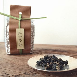 Chu Di Tea House - Clean Oolong Tea