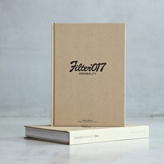 Filter017 10th Anniversary Product Catalogue Collection 十周年品牌設計年鑑