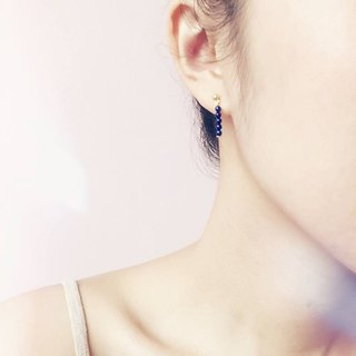 Marygo ﹝ miniiii five small pearl earrings ﹞