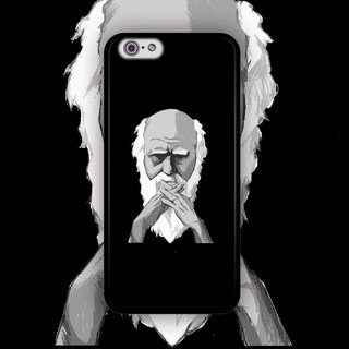 ▷ Umade ◀ Darwin bad [iPhone (i4s, i5s, i5c, i6, i6s, i6plus, i6splus) / Android (Samsung, Samsung, HTC, Sony) Phone Case / Accessories - matte hard shell - H Stuff Room artists]