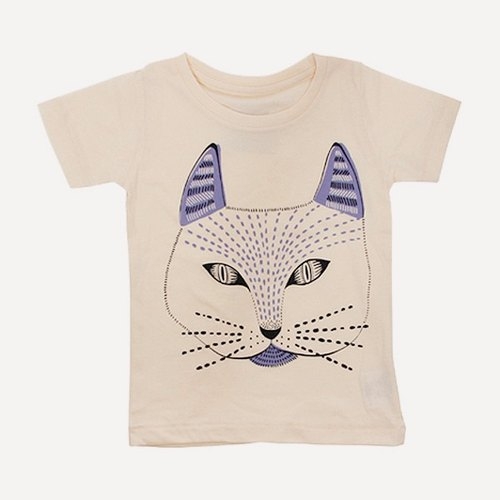 Amabro Honey Tee · cat · 2 years