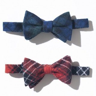 """BUTTERFLY EFFECT"" BOW TIE"