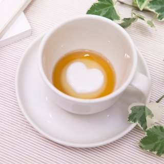 Love to Heart / Cup & Saucer