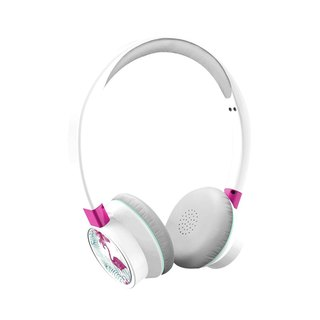 BRIGHT Customized Bluetooth Headphones Summer Series Built-in Microphone with Crane and Azalea