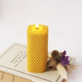 4th floor apartment - feel essential oil beeswax candles - Chinese volumes