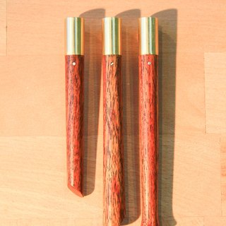 Stationery- Composite pen - Brazilian rosewood
