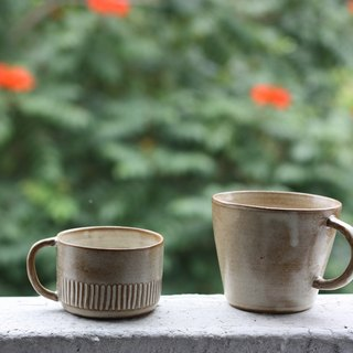 Daily Use Series - Spring Buckwheat Mug