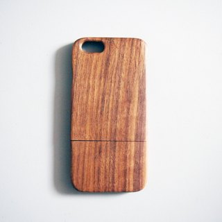 naturaism natural wood walnut case shell phone case protective sleeve iPhone 8/8 plus 7 6S 6 / iPhone 7 6S Plus 6