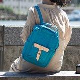 【小嘖嘖包】DYDASH x 3way手提/斜肩背/後背包(小藍藍天空)