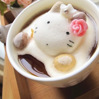 Wedding Stuff Recommendation - Floating Cat Marshmallow We're Married
