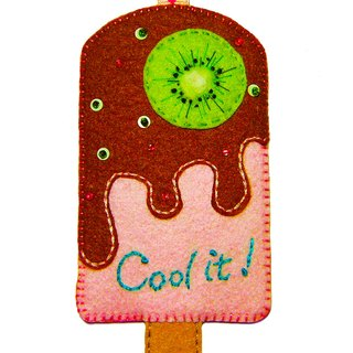 Popsicle card sets - Kiwi