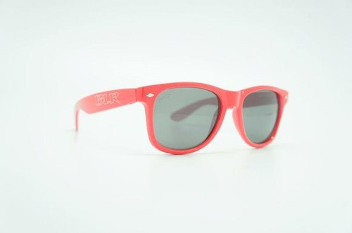 BLR sunglasses Rouge Red
