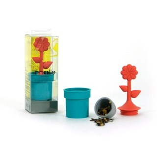 [DESTINO STYLE] Japanese Flower Pot Tea Filter