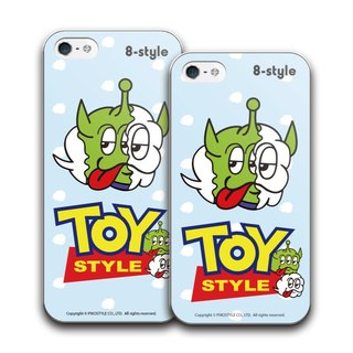 PIXOSTYLE iPhone 5 / 5S Style Case protective shell tide 254
