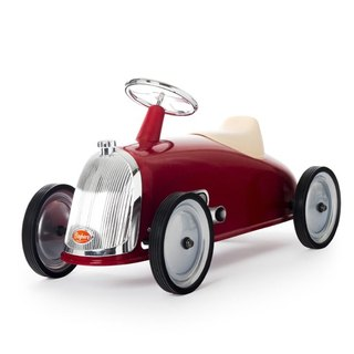 Baghera Les Riders Rouge Knights small car | Red (Gift Edition)