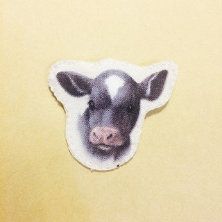 JOJA│ madman ranch: Usually cow [embroidery pin]