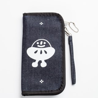 playwork xAkinori Oishi passport holder