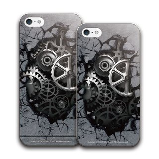 PIXOSTYLE iPhone 5 / 5S Style Case protective shell tide 201