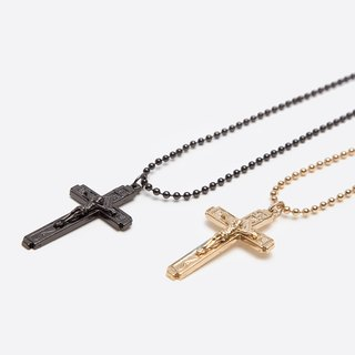 GOOTS / Cross Necklace 十字架項鍊