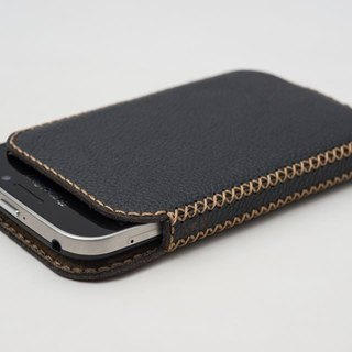 BlackBerry Classic vertical leather holster - have the power saving function - post-production orders