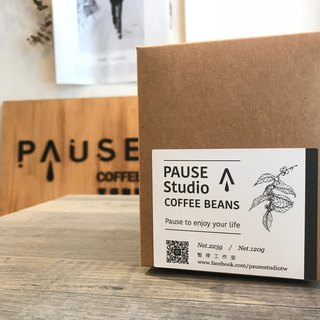 PAUSE coffee hanging ear bag <Mentine - moderate baking>