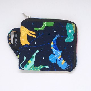 Universe constellation purse D