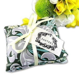 Sautees Happy SPA Herbal Warm Pack (S Vanilla Green Cotton)