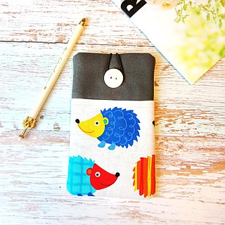 iPhone sleeve, iPhone pouch, Samsung Galaxy S8, Galaxy Note 8, cell phone, ipod classic touch sleeve (P-65)