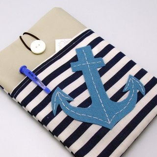 iPad Mini Cover / Case homemade tablet computer bags, cloth cover, cloth (which can be tailored) - Anchor