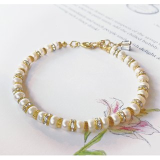 ∴Minertés = ‧ roller pearl bracelet successful ∴