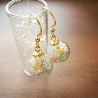 *Coucoubird*Candy Land glass earrings