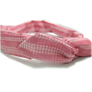 Shy Girl aluminum hairband