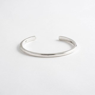 American Brand Studebaker Metals - Handcrafted Classic Cuff Sterling Silver Bracelet