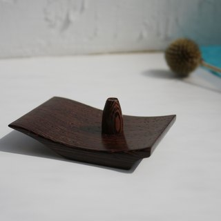 Wenge versatile small fragrant dish