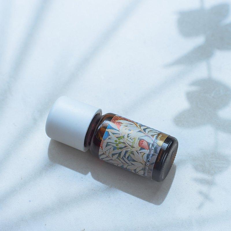 印茴-20年檜木精油