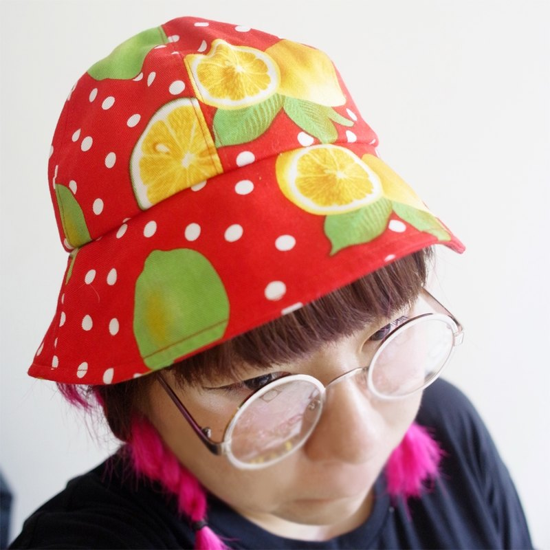 A MERRY HEART ♥ Mood for Love Lemon pie hat Japanese students